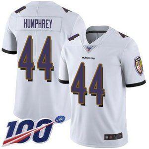 Ravens Marlon Humphrey 100th Season Jersey